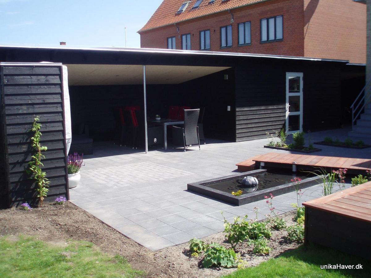 garten terrasse uberdachen. Black Bedroom Furniture Sets. Home Design Ideas